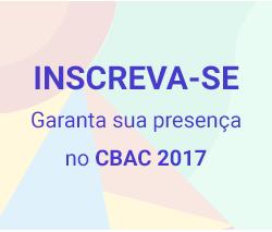 Inscreva-se no CBAC 2017