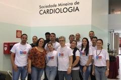 Ação Sede da Sociedade Mineira de Cardiologia - Belo Horizonte (MG