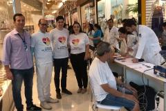 Ação em Campo Grande (MS)