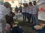 Ação na Praça da Santa Casa de Misericórdia, Juiz de Fora (MG)