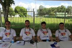 Ação no Hospital Regional Dr. José Simone Netto, Ponta Porã (MS)