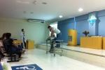 Ação na Universidade Estácio de Sá - Dr. Guilherme Bertão (1)