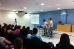 Ação na Universidade Estácio de Sá  - Dr. Guilherme Bertão (10)