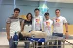 Ação na Universidade Estácio de Sá  - Dr. Guilherme Bertão (2)