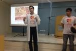 Ação na Universidade Estácio de Sá  - Dr. Guilherme Bertão (3)