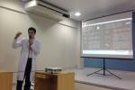 Ação na Universidade Estácio de Sá  - Dr. Guilherme Bertão (7)