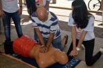 Ação Multicentro de Amaralina Salvador - BA - Dr. Mauricio Lyra e Dra. Thais Nascimento (43)