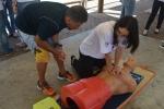 Ação Multicentro de Amaralina Salvador - BA - Dr. Mauricio Lyra e Dra. Thais Nascimento (46)