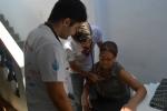 Ação Multicentro de Amaralina Salvador - BA - Dr. Mauricio Lyra e Dra. Thais Nascimento (51)