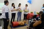Ação Multicentro de Amaralina Salvador - BA - Dr. Mauricio Lyra e Dra. Thais Nascimento (53)